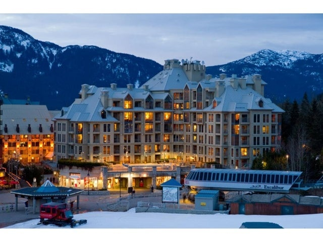 Pan Pacific Mountainside   --   4320 SUNDIAL CR - Whistler/Whistler Village #1