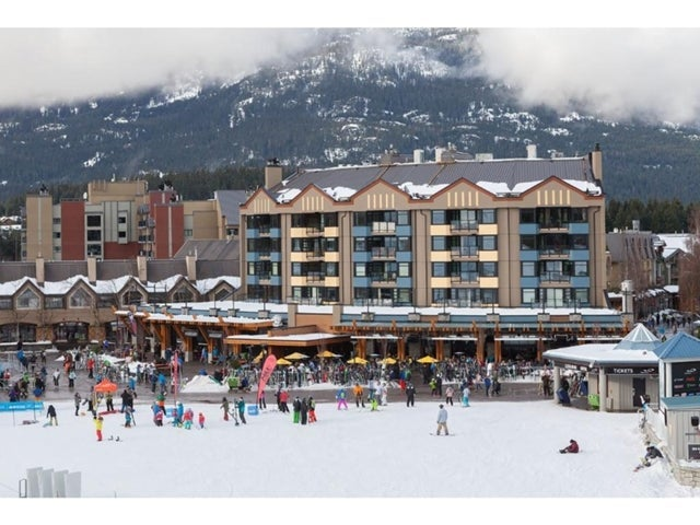 Carleton Lodge   --   4280 MOUNTAIN SQ - Whistler/Whistler Village #1